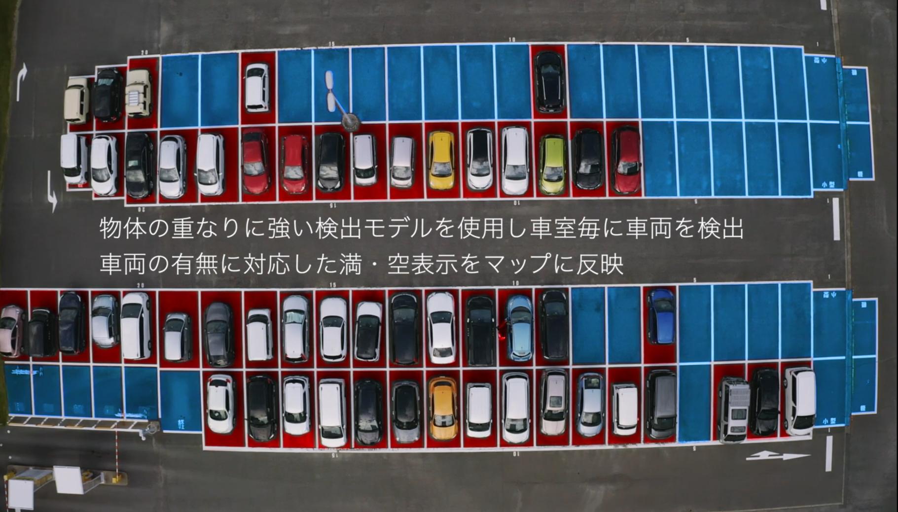 キューオキ AIスマートパーキング 紹介動画