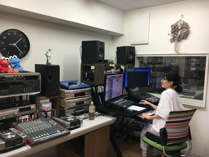 RKB住宅展CM ナレーション撮り